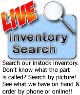 Inventory Search